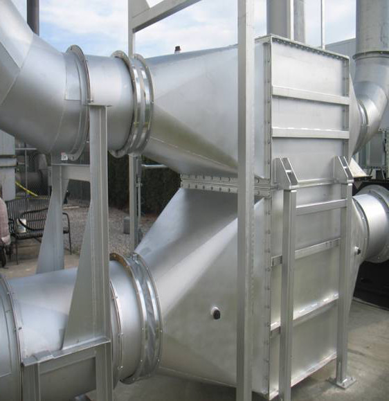 Air Heat Exchanger Industrial Heat Recovery