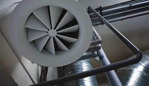 Ventilation for Heat Recovery Systems