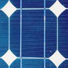 monocrystalline silicon solar pv cell image